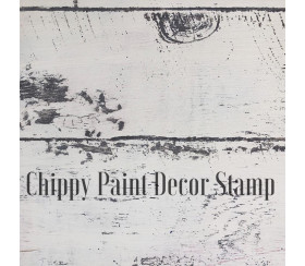 Tampon CHIPPY PAINT