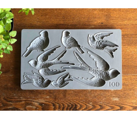 Moule silicone BIRDSONG