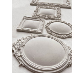 Moule silicone FRAMES